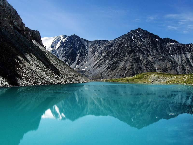 Телецкое озеро - озеро телецкое - бирюзовый цвет, озеро телецкое - краше места нет, озеро телецкое